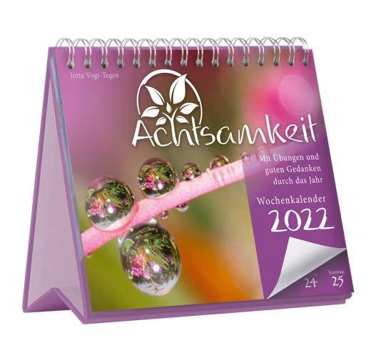 Tischkalender Achtsamkeit 2022