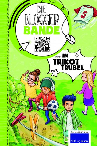 Blogger Bande - im Trikot-Trubel
