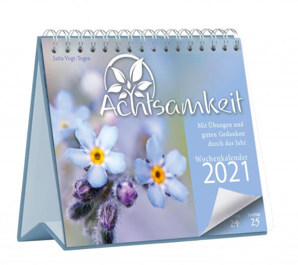 Tischkalender Achtsamkeit 2021