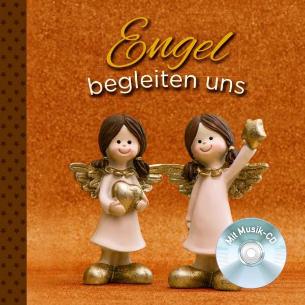 Geschenkbuch Engel begleiten uns