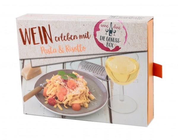 Wein erleben mit Pasta & Risotto