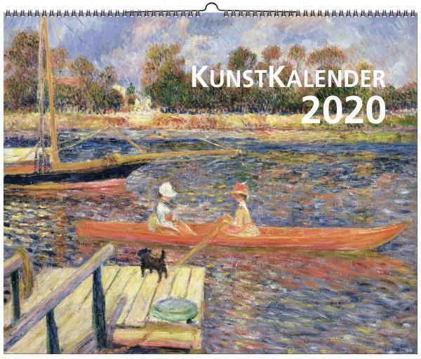 Kunst-Wandkalender 2020