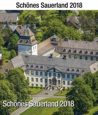 """Foto-Wandkalender """"Schönes Sauerland 2018"""""""