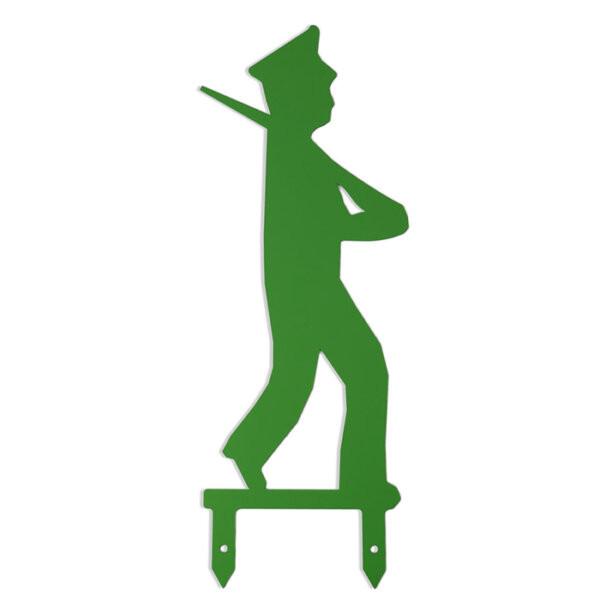 Schützenfest-Männchen mit Mütze, groß