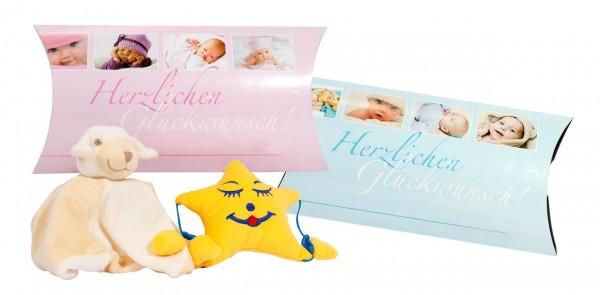 Baby-Set Herzlichen Glückwunsch