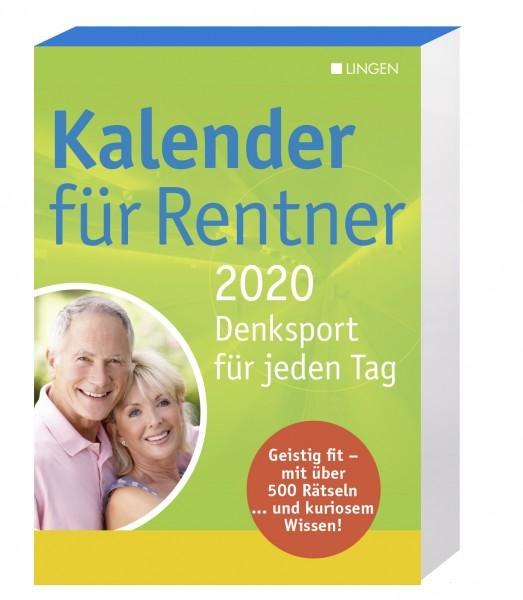 Rentner-Rätselkalender 2020