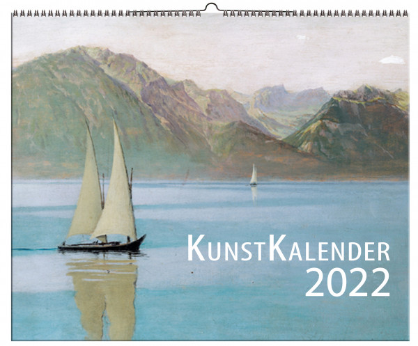 Kunst-Wandkalender 2022