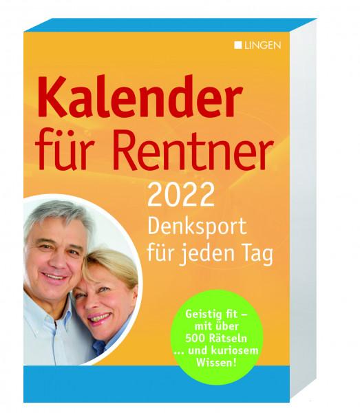 Rentner-Rätsel-Kalender 2022