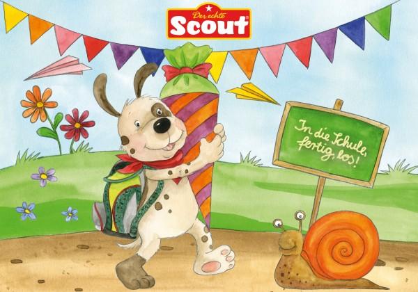 Scout Schulstartbox