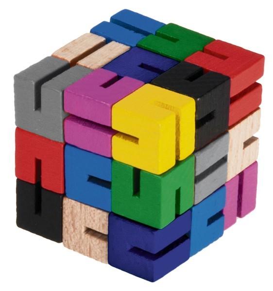 Sudoku Cube IQ-Test