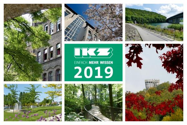 Drei-Monats-Kalender 2019