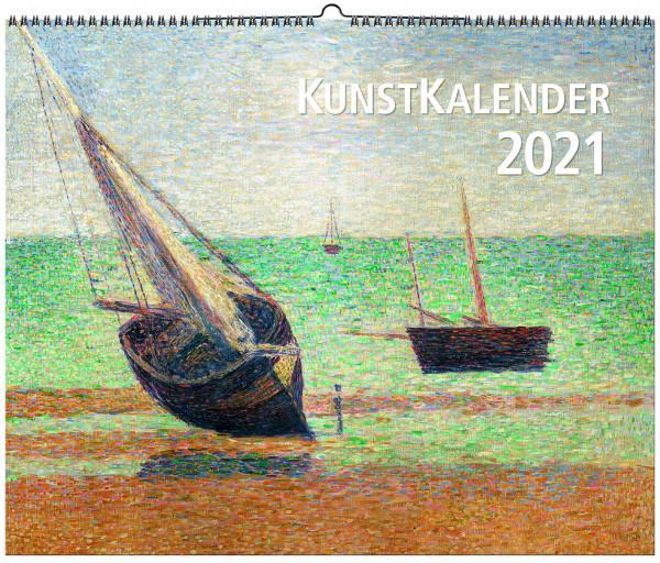 Kunst-Wandkalender 2021
