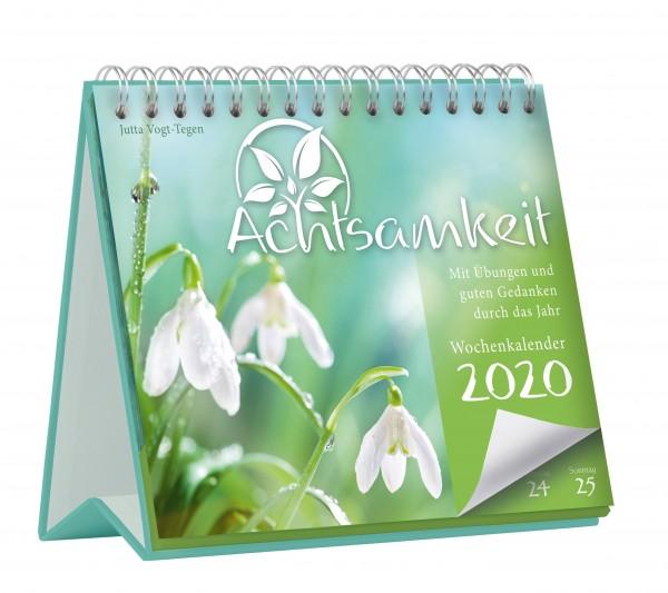 Tischkalender Achtsamkeit 2020