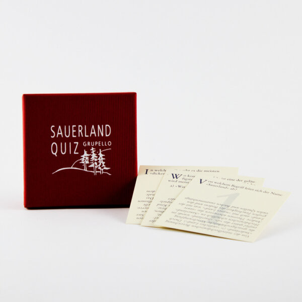 Sauerland Quiz
