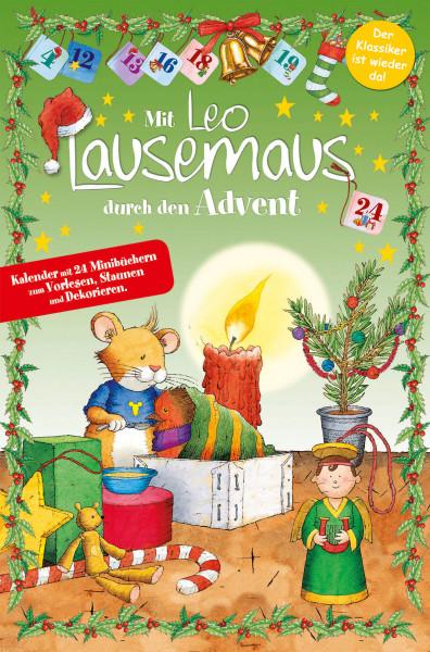 Mit Leo Lausemaus durch den Advent