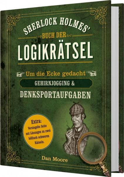 Sherlock Holmes - Buch der Logikrätsel