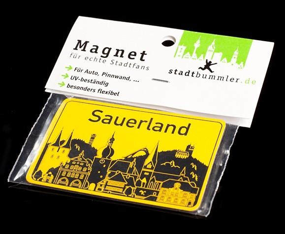 """Magnet """"Sauerland"""""""